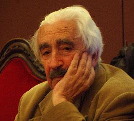 Armando López Salinas autor de «La mina»