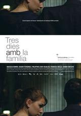 Cartel de la película Tres días con la familia